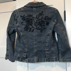 Jean jacket/blazer